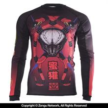 Tatami x Meerkatsu Honey Badger Rash Guard